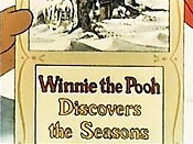 Winnie The Pooh Discovers The Seasons Picture Of Cartoon