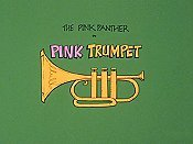 Pink Trumpet Free Cartoon Picture
