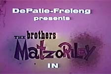 The Brothers Matzoriley Episode Guide Logo