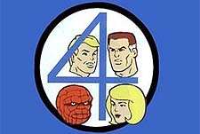 The New Fantastic Four Episode Guide Logo