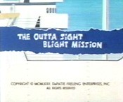 The Outta Sight Blight Mission Cartoon Character Picture