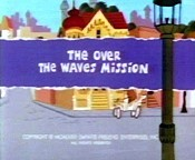 The Over The Waves Mission Cartoon Character Picture