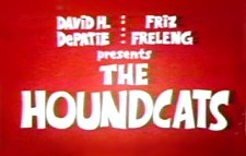 The Houndcats Episode Guide Logo