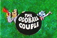 The Oddball Couple Episode Guide Logo