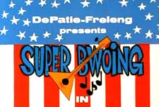 Super Bwoing Episode Guide Logo