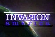 Invasion America Episode Guide Logo