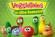 Veggie Tales In The House