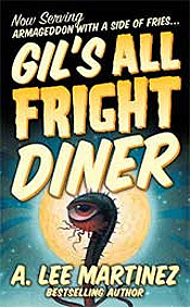 Gil's All Fright Diner Cartoon Picture