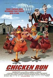 Chicken Run Free Cartoon Picture