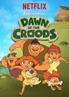 The Croods (Series) The Cartoon Pictures
