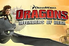 Dragons: Defenders of Berk Episode Guide Logo