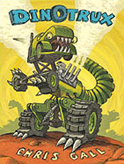 Dinotrux Cartoon Picture