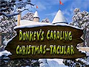 Donkey's Caroling Christmas-tacular Cartoon Character Picture