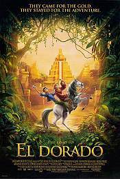 The Road To El Dorado Cartoon Character Picture