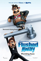 Flushed Away Free Cartoon Picture