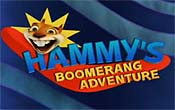Hammy's Boomerang Adventure Cartoon Character Picture