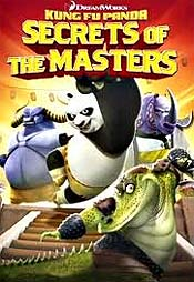 Kung Fu Panda: Secrets of the Masters Picture Into Cartoon