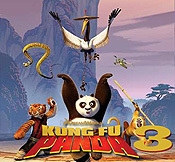 Kung Fu Panda 3 Picture To Cartoon