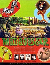 Madagascar Picture To Cartoon