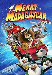 Merry Madagascar Cartoon Picture