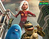 Monsters vs. Aliens (Series) Cartoon Picture