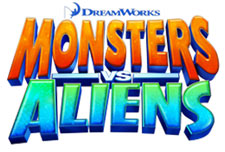 Monsters vs. Aliens  Logo