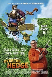 Over The Hedge Free Cartoon Picture