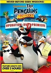 Operation: DVD Premiere Pictures Of Cartoon Characters