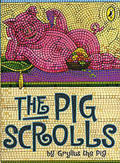 The Pig Scrolls Picture To Cartoon