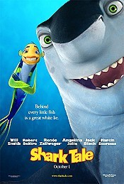 Shark Tale Cartoon Funny Pictures