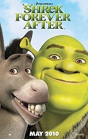 Shrek Forever After Cartoon Character Picture