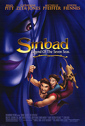 Sinbad: Legend Of The Seven Seas Picture To Cartoon