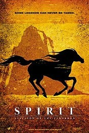 Spirit: Stallion Of The Cimarron Cartoon Picture