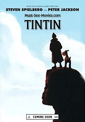 The Adventures Of Tintin: Secret Of The Unicorn Picture Into Cartoon