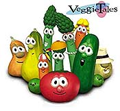 Veggie Tales In The House (Series) Cartoon Picture