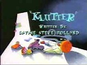 Klutter Free Cartoon Picture