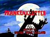 FrankenKlutter Free Cartoon Pictures