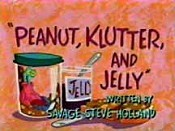 Peanut, Klutter, And Jelly Pictures Of Cartoons