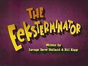 The Eeksterminator Picture Of Cartoon