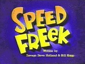 Speed FrEek Picture Of Cartoon