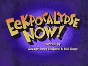 Eekpocalypse Now Picture Of Cartoon