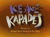 Ice Age Kapades Free Cartoon Picture