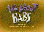 All About Babs Pictures Of Cartoons