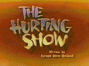 The Hurting Show Cartoon Picture