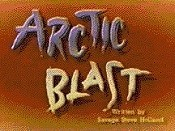 Arctic Blast Cartoon Picture