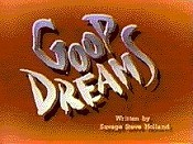 Goop Dreams Cartoon Picture