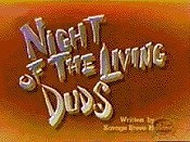 Night Of The Living Duds Free Cartoon Pictures