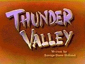 Thunder Valley Cartoon Picture