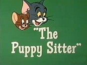 The Puppy Sitter Cartoon Picture
