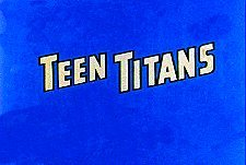 Teen Titans Episode Guide Logo